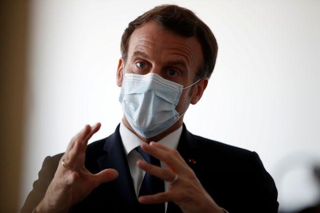 Coronavirus: la stratégie de Macron pour l'après-confinement et ses angles morts (photo...