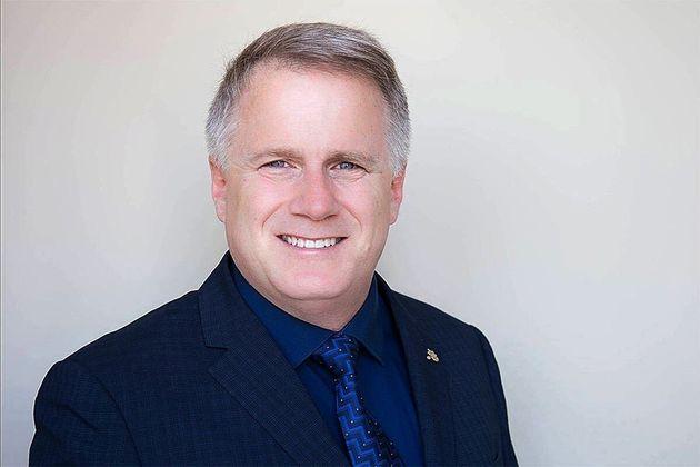 Le député conservateur de la Colombie-Britannique Marc