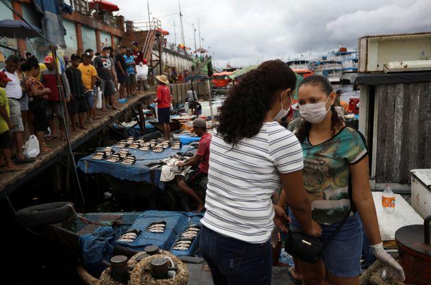 A capital do Amazonas é a cidade que mais preocupa o Ministério da