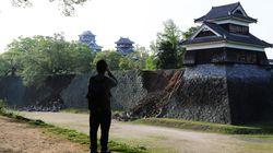 熊本地震から4年。崩れた熊本城や、震度7の揺れ受けた街並み...写真で当時を振り返る【画像集】