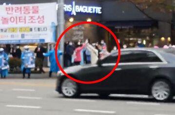 이언주 미래통합당 후보의 남편이 더불어민주당 박재호 후보의 지지자로부터 멱살을 잡혔다는 주장과 관련해 박 후보가 당시 영상을