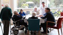 Macron veut faciliter les visites aux personnes en fin de vie, notamment dans les