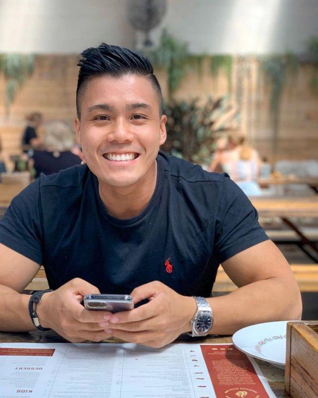 MasterChef Australia 2019 contestant Derek