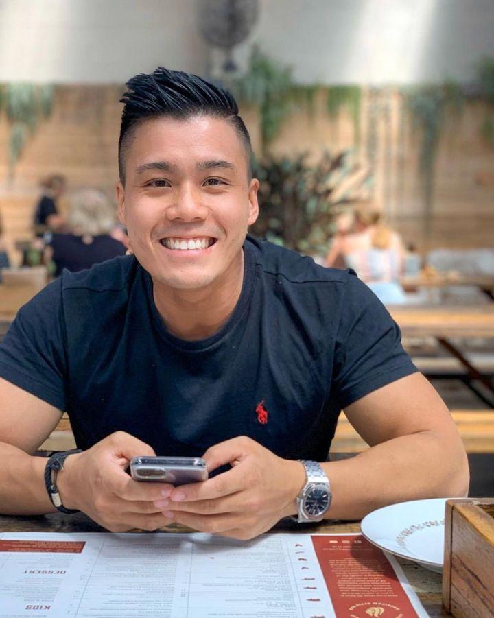 MasterChef Australia 2019 contestant Derek Lau