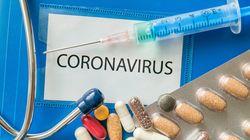 정부가 코로나19 치료제와 백신 개발에 걸릴 것으로 예상한