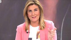 Carlota Corredera, muy contundente en 'Sálvame' tras la polémica: pide una cosa de forma muy