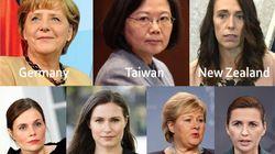 Forbes elogia la leadership femminile di fronte alla