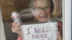 ΗΠΑ: 93χρονη ξέμεινε από μπύρα στην καραντίνα και ζήτησε βοήθεια από τον