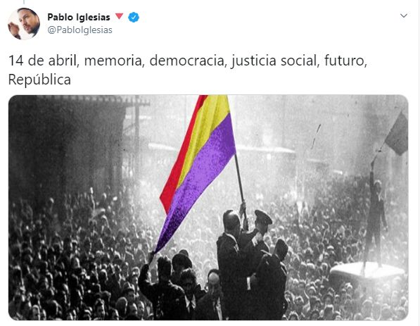 Captura Twitter de Pablo