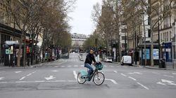 À Paris, des boulevards pourraient être transformés temporairement en pistes