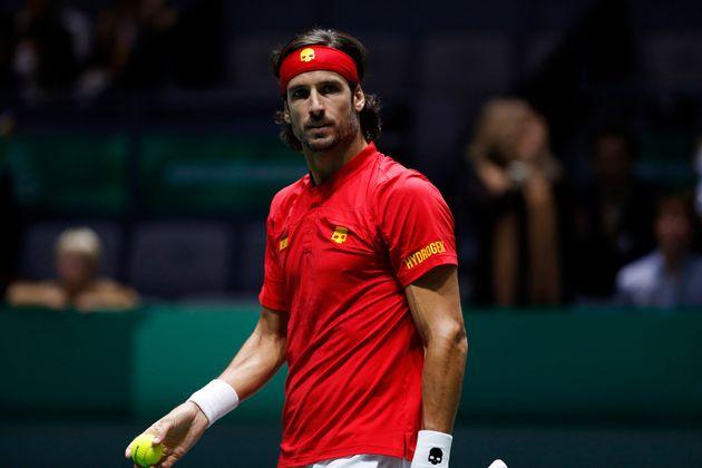 El tenista Feliciano