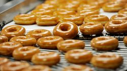 Canadians Sure Doughnut Mind Waiting Hours For Krispy