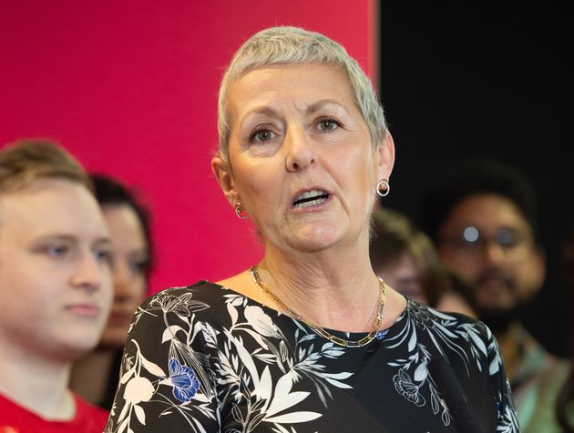 Jennie Formby Stands Down As Labour Party General