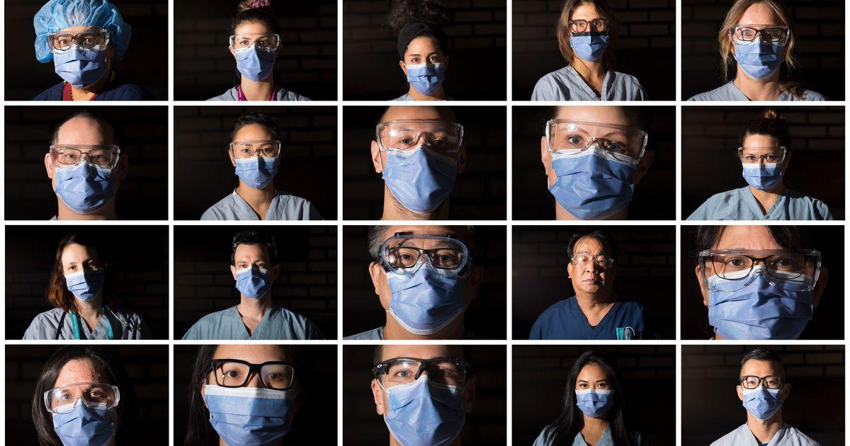 バンクーバーの看護師はコロナウイルスのパンデミックがどのように小胞体を変えたかについて振り返ります