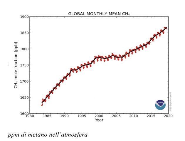 Il metano non è la soluzione, ma parte del