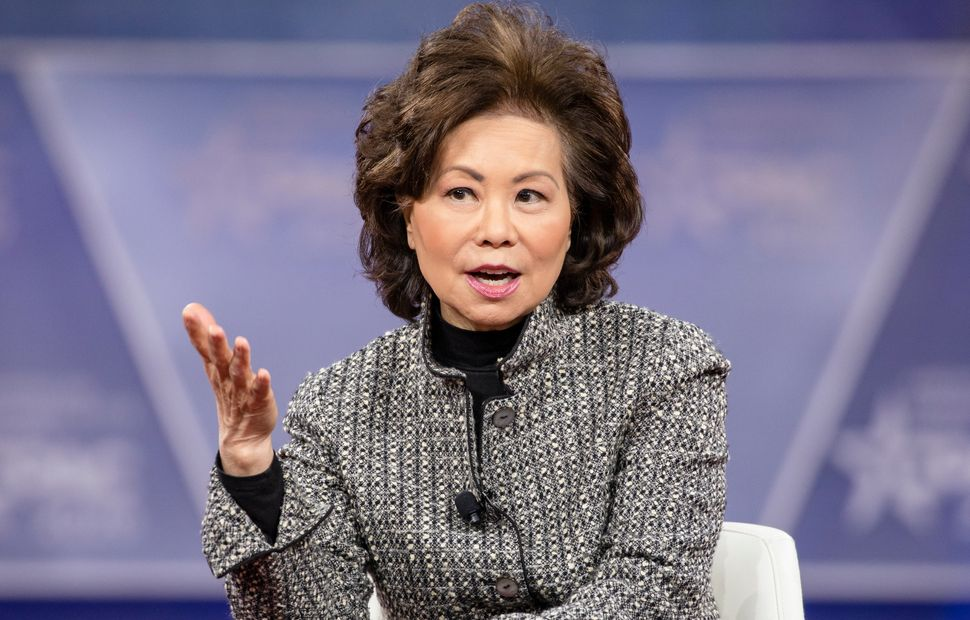 The Air Line Pilots Association wrote a letter to Transportation Secretary Elaine Chao arguing that the federal governme