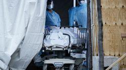 ΗΠΑ: Φρίκη σε νοσοκομείο του Ντιτρόιτ με σορούς στοιβαγμένες σε άδεια