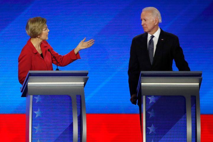 Sen. Elizabeth Warren has endorsed Joe Biden for the Democratic presidential nomination.