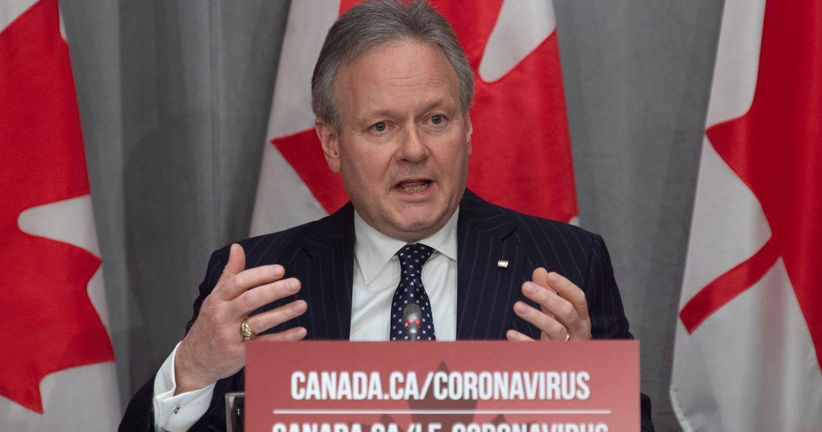 カナダ銀行、史上最悪の経済不況に突入、カナダ銀行は言う