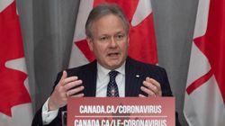 Canada's Headed Into Worst-Ever Economic Slump, Bank Of Canada