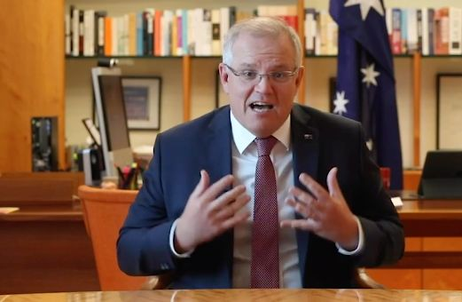 Scott Morrison pleads with teachers to return to the classroom.