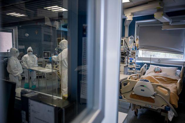 ΜΕΘ νοσοκομείου της