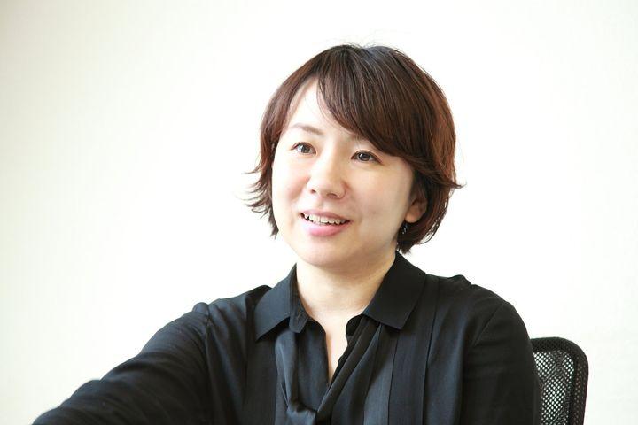 芥川賞作家・柴崎友香さん