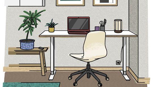 INSTRUCCIONES PARA...Montar el despacho de tus