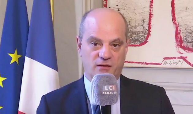 Sur LCI, le ministre de l'Éducation Jean-Michel Blanquer a confirmé que les concours de...