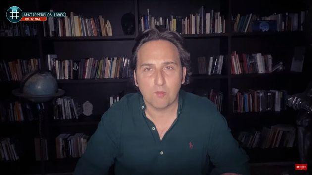 El presentador Iker