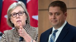 May Slams Scheer's 'Partisan' Push For In-Person House Sittings Amid