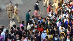 Mumbai Police Arrest ABP Reporter For Triggering Crowds At Bandra