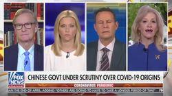 Kellyanne Conway surprend avec une remarque sur la «COVID-1» à Fox