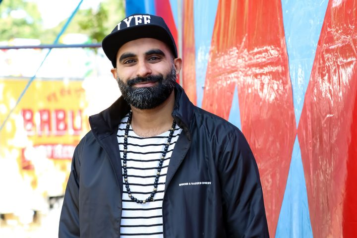 """Actor and comedian Tez Ilyas appeared in the video, which he described as """"so great and so powerful and so important."""""""