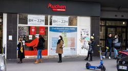 La prime promise par Auchan sera finalement proportionnelle au temps de