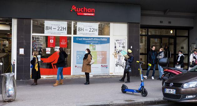 La prime promise aux salariés d'Auchan travaillant pendant la crise du coronavirus sera finalement...