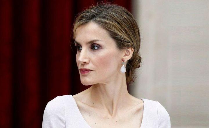 La reina Letizia en una foto de archivo.