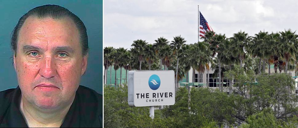 Florida officials arrested Rodney Howard-Browne, the pastor of The River Church, on March 30 after detectives say he held two
