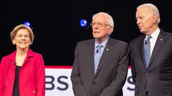 Elizabeth Warren Backs Joe Biden For U.S.