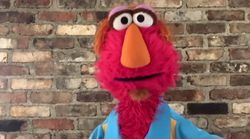 Elmo's Exhausted Dad Asks Parents To Take Care Of