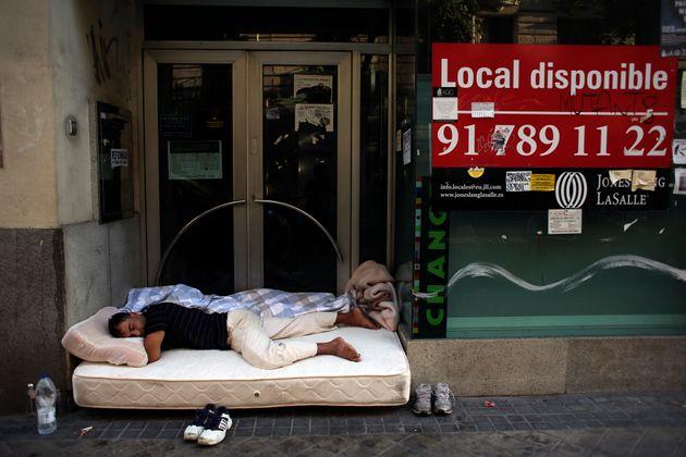 Madrid se niega a acoger personas sin hogar con covid-19 derivadas de