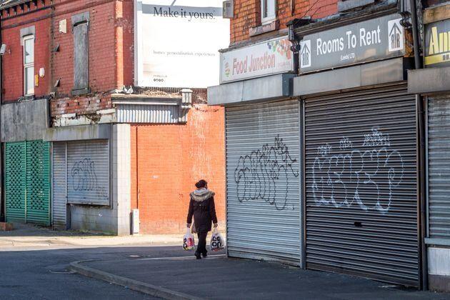 Comercios cerrados en Leeds, Reino