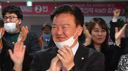 민경욱 미래통합당 후보가 인천 연수구을에서