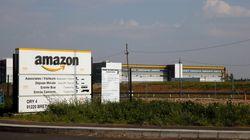 Amazon ferme ses entrepôts français pendant 5