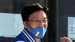 김민석이 박용찬을 제치고 18년 만에 국회에