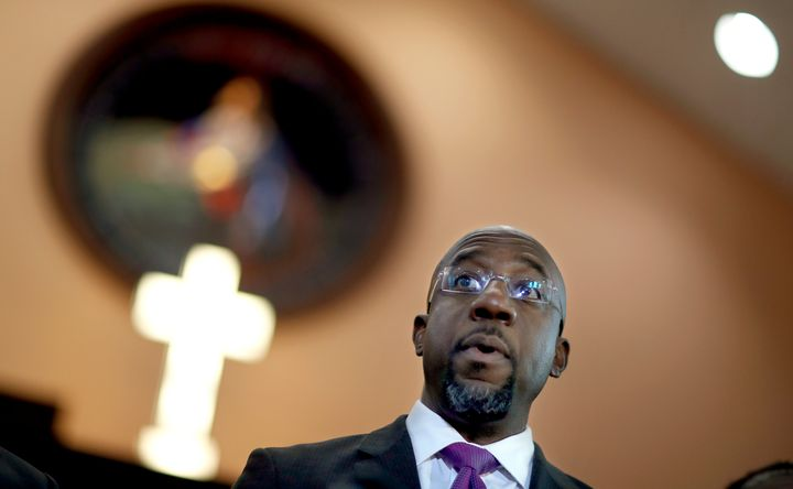 Rev. Raphael Warnock is running for U.S. Senate in Georgia.
