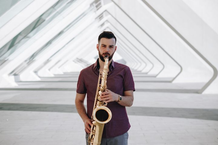 """Jazz saxophonist Mike Casey will release his fourth album,""""Law of Attraction,"""" in October."""