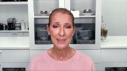 COVID-19: Céline Dion lance un vibrant message de soutien aux travailleurs