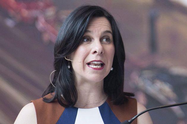 La mairesse de Montréal, Valérie Plante (photo