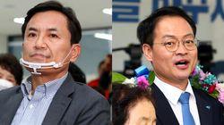 초접전 끝에 김진태 꺾은 민주당 허영 당선자가 밝힌